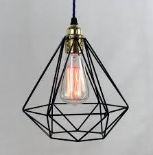 Unique Pendant Light Unique Cage Pendant Light Removing Light Bulbs From A Cage
