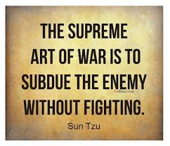 65 best enemy quotes rival sayings images golfian