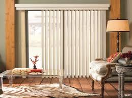 Sliding Door Vertical Blinds Decor Extraordinary Patio Door Blinds Design For Your Home