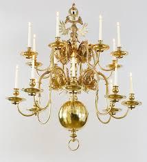 Baroque Chandelier Viebahn Arts Lighting Chandelier 19th Century