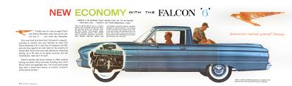 Vintage Ford Truck Brochures - 1960 ford falcon ranchero 04 05