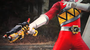 power rangers dino charge deluxe red ranger training