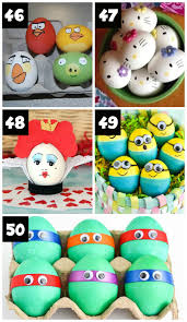 Frozen Easter Egg Decorating Kit by 101 Easter Egg Decorating Ideas Easter Egg And Decorating