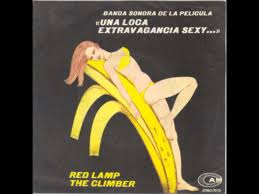 Banana Themed Lamps Daniele Patucchi Orchestra Red Lamp 1977 Vinyl Youtube