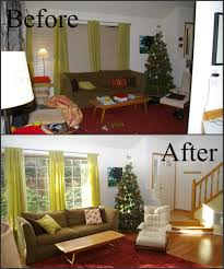 before after living room makeovers furniture decor trend ideas