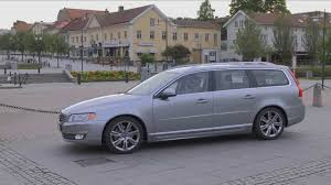 2014 volvo v70 driving review automototv youtube