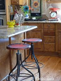 Vintage Industrial Bar Stool Amazing Vintage Metal Bar Stools Homesfeed