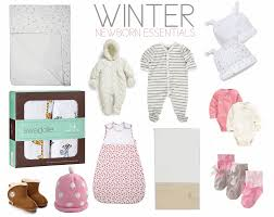 baby essentials essential buys for winter babies oh so amelia