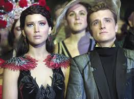 makeup artist hunger games catching fire from the everett collection