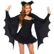 how to make wings for halloween cozy bat wing shrug and ears