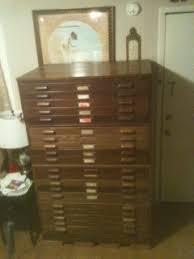 blueprint flat file cabinet estate sale services 409 750 3688 roland dressler 20 drawer flat