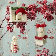 snowbabies celebrations ornaments ornaments to hang with care