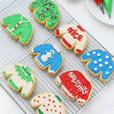 sweater cookies sweater cookies