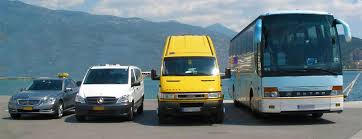 Buses taxis and local ferryboats in ikaria local transportation