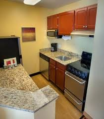 TwoBedroom Suite Kitchen Picture Of TownePlace Suites Boston - Two bedroom suite boston