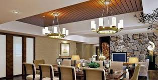 Wallpaper Designs For Dining Room by Dining Room Ceiling Designs Wooden Ceiling Installation