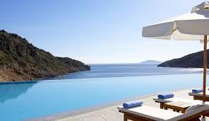 hotel piscine dans la chambre hotel daios cove luxury resort villa luxe 5 chambre deluxe