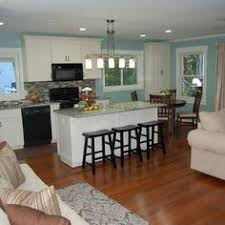 Kitchen Design For Small Spaces Kitchen Attached To Small Family Room Small Open Kitchen Design