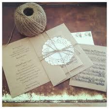 How To Make Wedding Invitations Homemade Wedding Invitations Ideas Iidaemilia Com