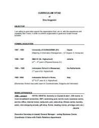 Good Resume Design Examples Of Resumes Best Photos A Sample Report Business Letter