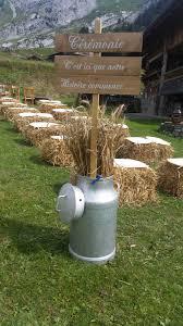decoration de montagne décoration de mariage champêtre en diy http une belle ceremonie