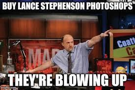 Lance Stephenson Meme - lebron lance posts lately imgflip