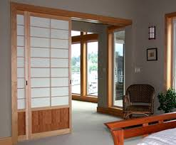 commercial room dividers furniture white and brown sliding doors room divider with two