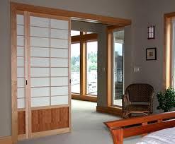 furniture astonishing looks of sliding doors room divider to