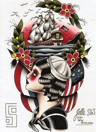 1387 best traditional tattoos images on pinterest american