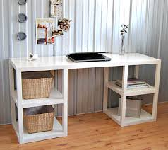 Desktop Hutch Organizer 18 Diy Desks To Enhance Your Home Office