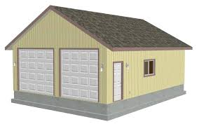 100 3 car garage plans with loft barn pros 2 car 30 ft x 28 ft