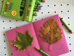 5 art activities for autumn hobbycraft blog