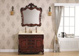 pear classic bathroom cabinets wooden cloakroom wall hung vanity