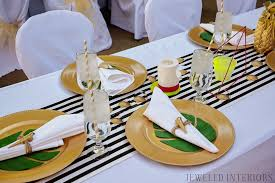 rehearsal dinner ideas cheap how to decorate an inexpensive pineapple party jeweled interiors