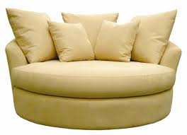 large round leather swivel chair round designs