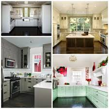 u shaped kitchen with island bench video and photos