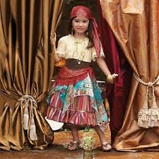 Fortune Teller Halloween Costume 95 Circus Side Show Freakshow Theme Images
