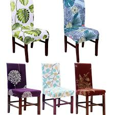 turquoise chair slipcover buy dining chair covers and get free shipping on aliexpress com