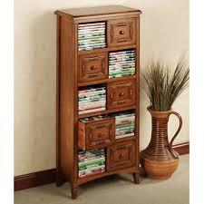 Oak Dvd Storage Cabinet Furniture Awesome Dvd Storage Ideas For Livingroom Furniture