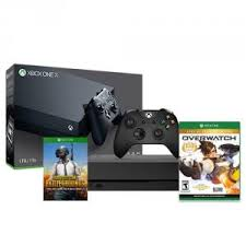player unknown battlegrounds xbox one x bundle xbox one x 1tb console overwatch goty edition disk pubg