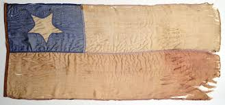 Chilian Flag For Those In Peril Fire And Wooden Ships Penobscot Marine Museum