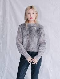 fur sweater route1 rabbit fur sweater tcfts72