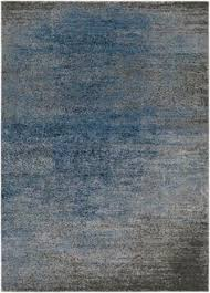Blue And Grey Area Rug Lucerne D Hand Knotted Tibetan Rug From The Tibetan Rugs 1