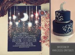 romantic moon and stars wedding invitations u2013 need wedding idea