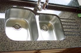 best undermount kitchen sinks for granite countertops undermount sink options befon for