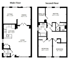 A Three Bedroom House Plan When A 3 Bedroom House Isn U0027t Actually A 3 Bedroom House Toronto