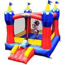black friday bounce house blast zone magic castle inflatable bounce house walmart com