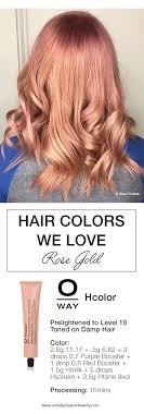 hair color formula oway hair color formulas simply organic beauty