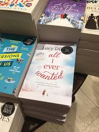 lucy dillon all i ever wanted u2026 for christmas bestselling author