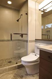 foot tub tile in shower toilet with basin built in cultured